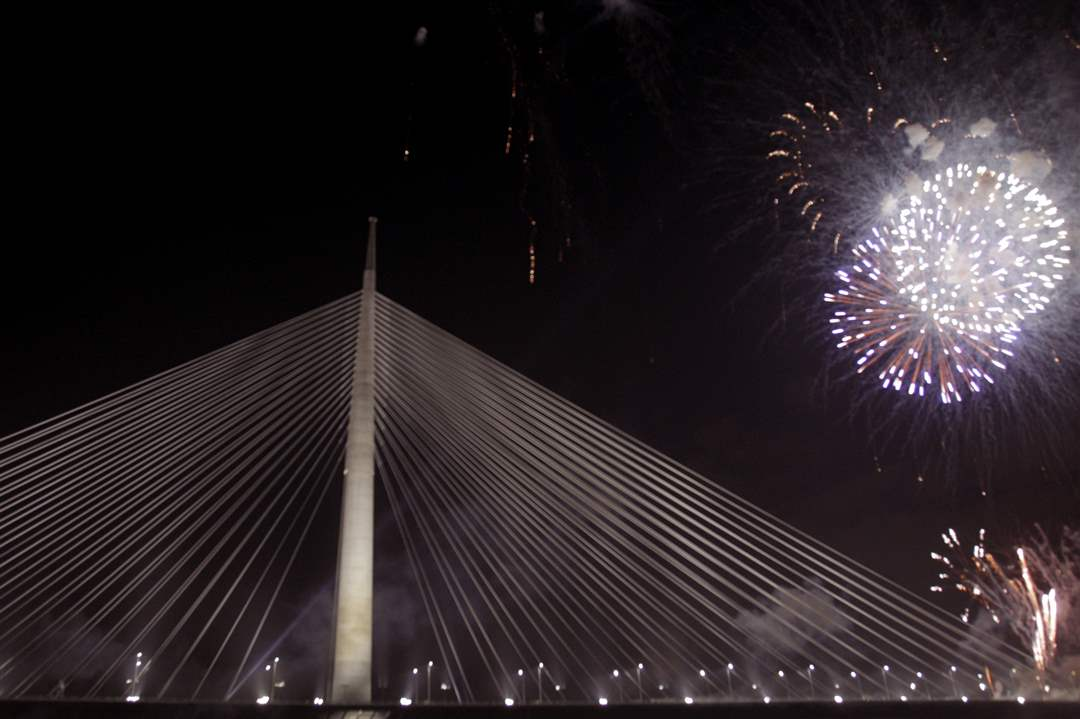 APTOPIX-Serbia-New-Year