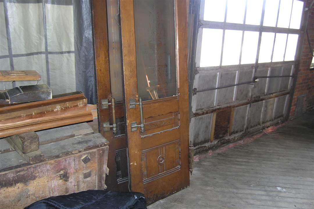 Interior-north-doors-construction