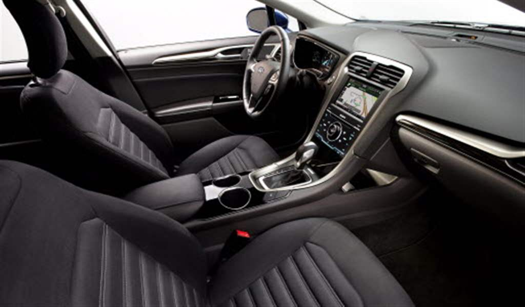 Interior Of Ford Fusion Hybrid 01 09 2013 Great Ideas
