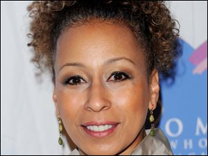 Actress Tamara Tunie.
