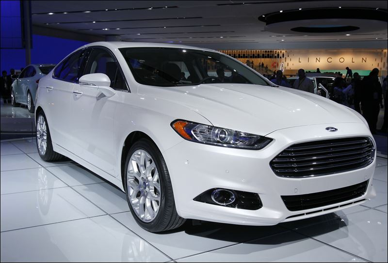 2013 ford fusion. Cars Review. Best American Auto & Cars Review