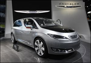 The Chrysler 700c minivan concept surprised even CEO Sergio Marchionne, who said he'd like to have a final concept early in this year's second quarter.