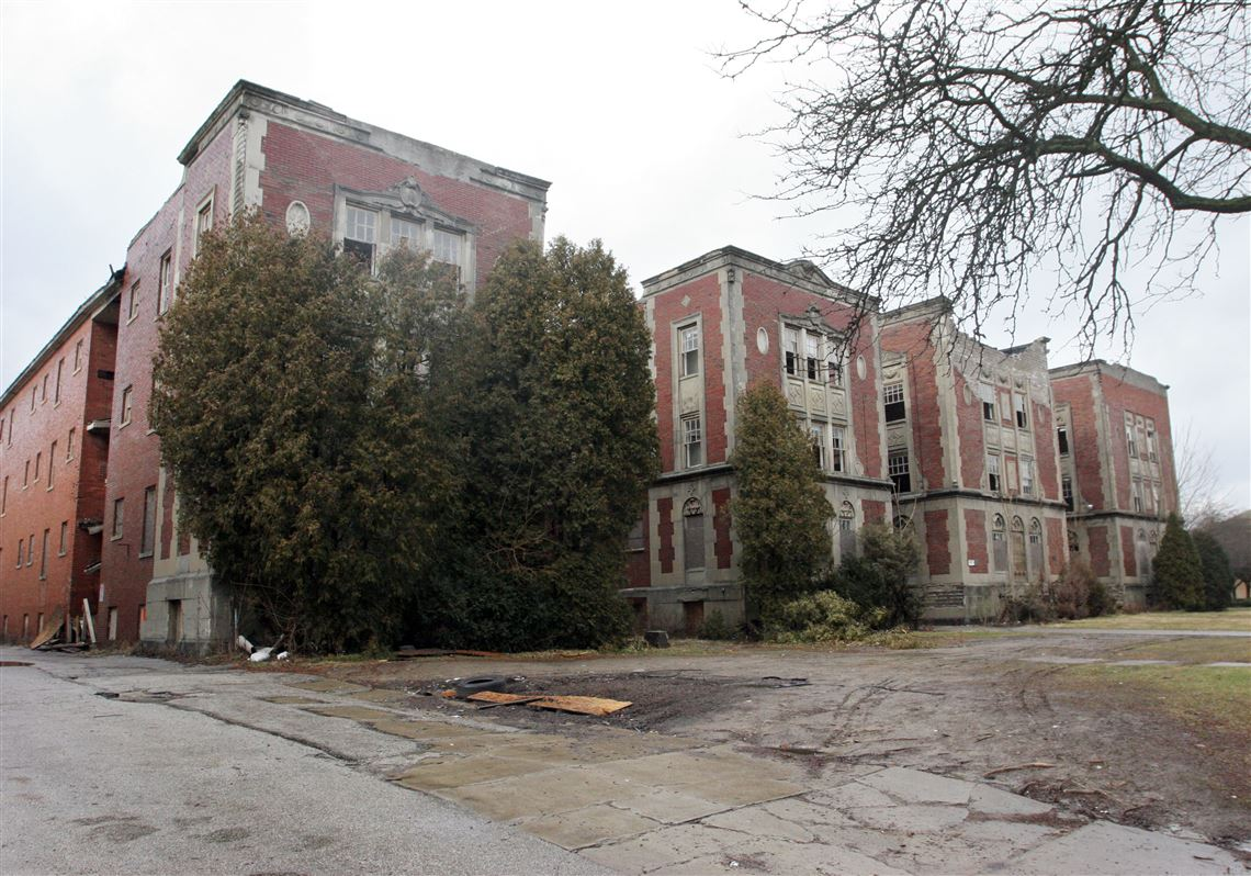 The Two Building Apartment Complex In Old West End Is Poor Condition