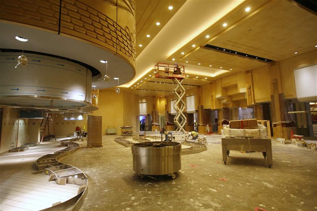 Buffet Dining Room