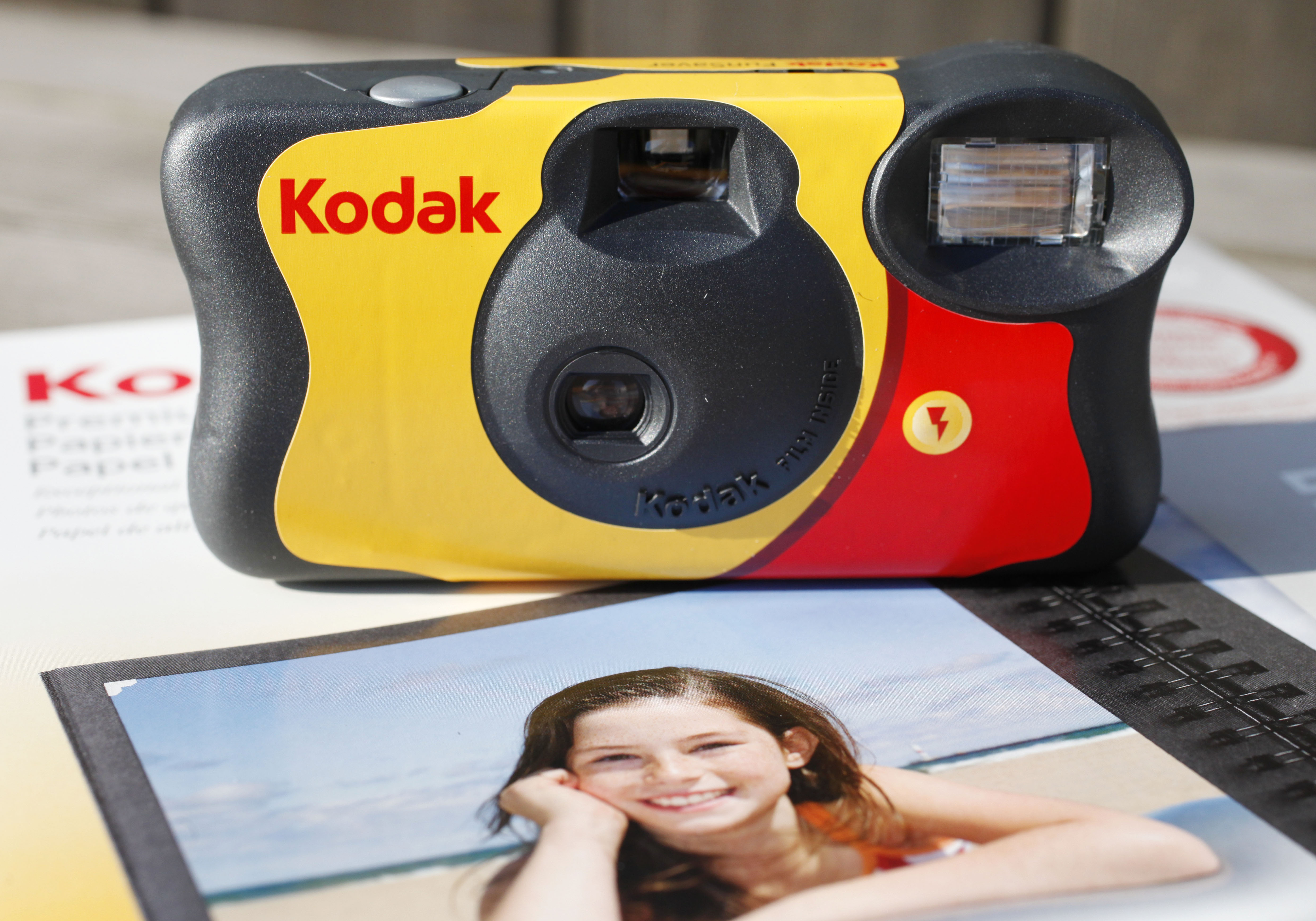 kodak positioning London, united kingdom, july 17, 2017 – today, kodak alaris announces the achievement of three important milestones that transform the company for the benefit of its owner, employees, suppliers and customers restructured its balance sheet which substantially reduced the level of debt creating .