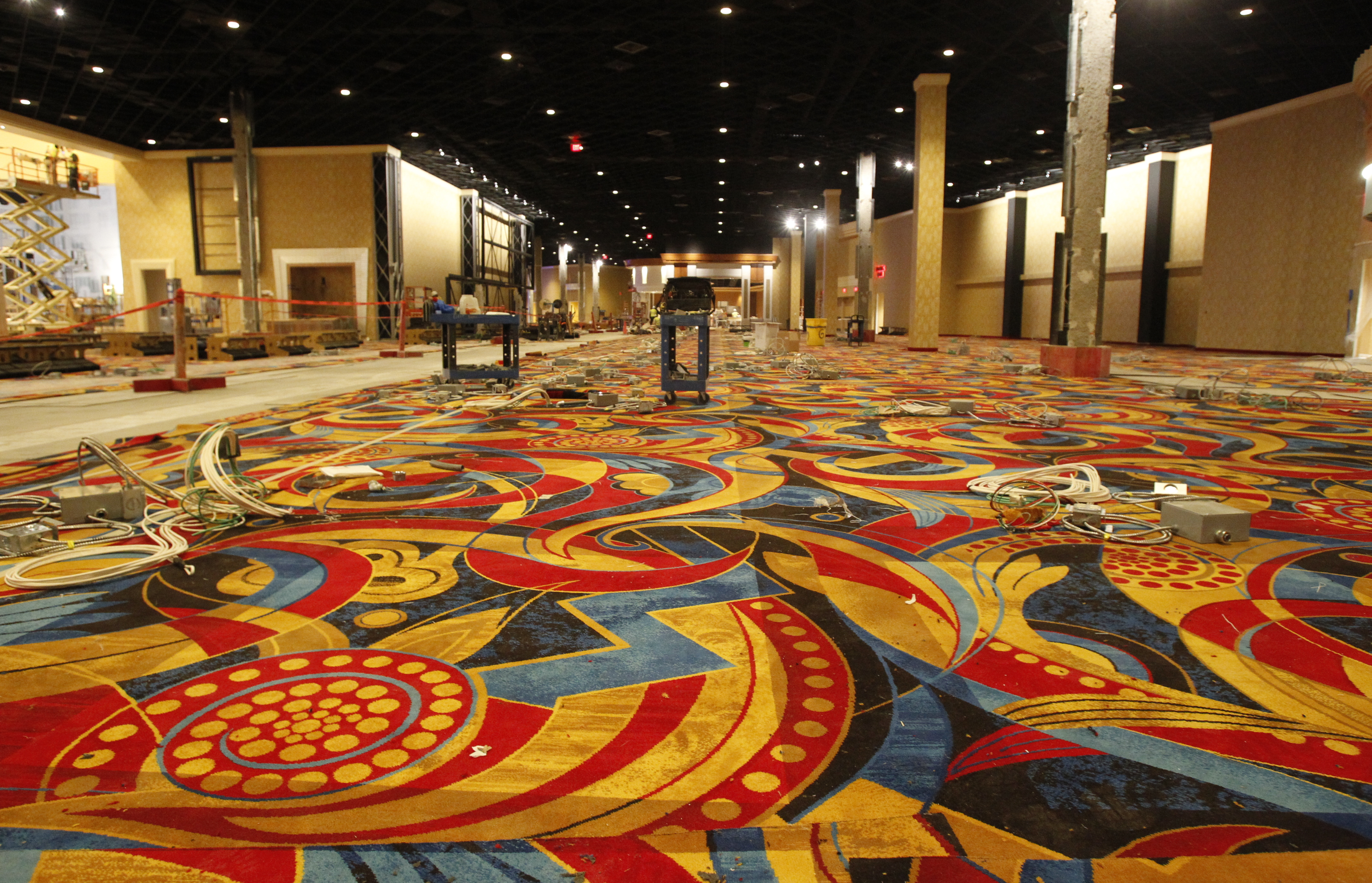 Media Get Peek At Toledo Casino The Blade