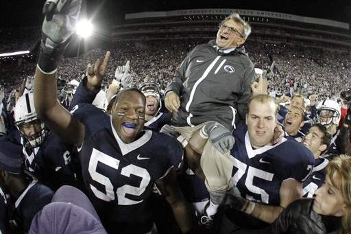 Obit-Joe-Paterno-Football-13