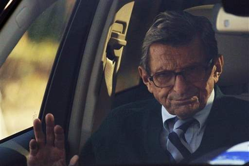 Obit-Joe-Paterno-Football-14