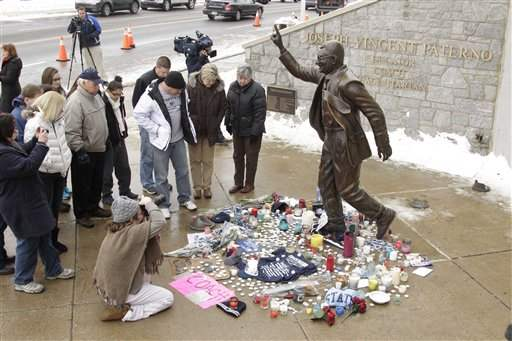 Obit-Joe-Paterno-Football-22