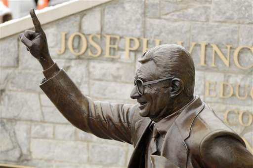 Obit-Joe-Paterno-Football-25