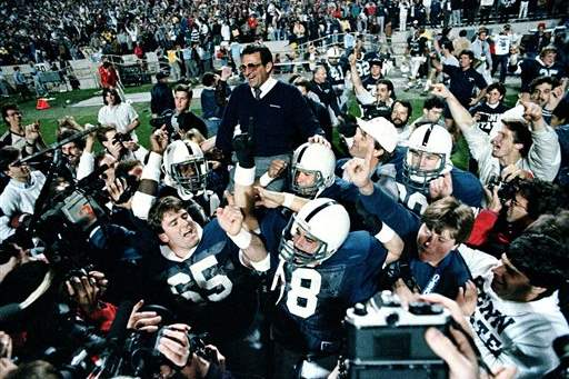 Obit-Joe-Paterno-Football-7