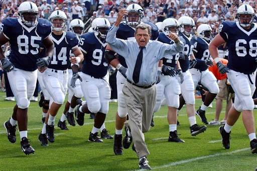 Obit-Joe-Paterno-Football-8