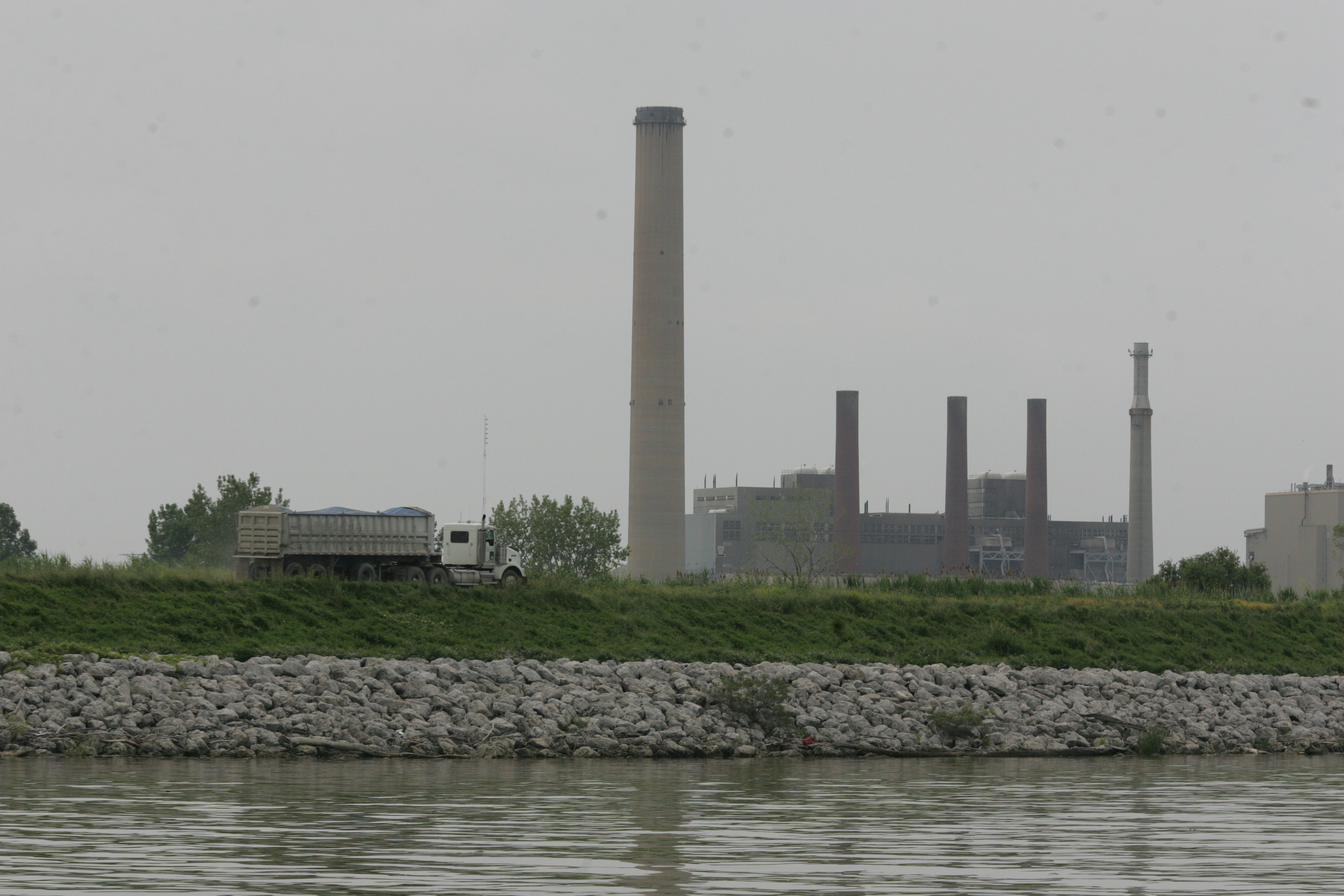 Firstenergy To Shutter Most Of Bay Shore Power Plant The