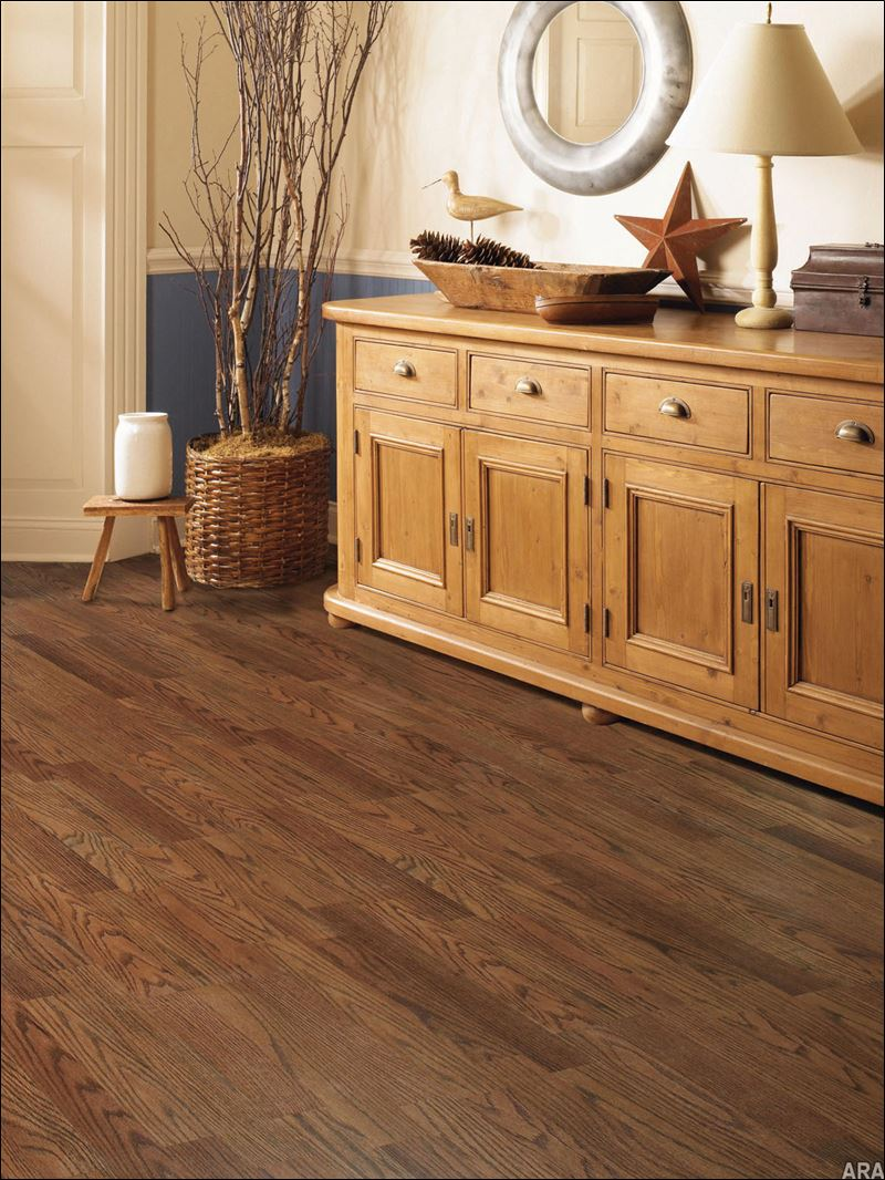 Today S Laminate Floors A Real Wood Alternative