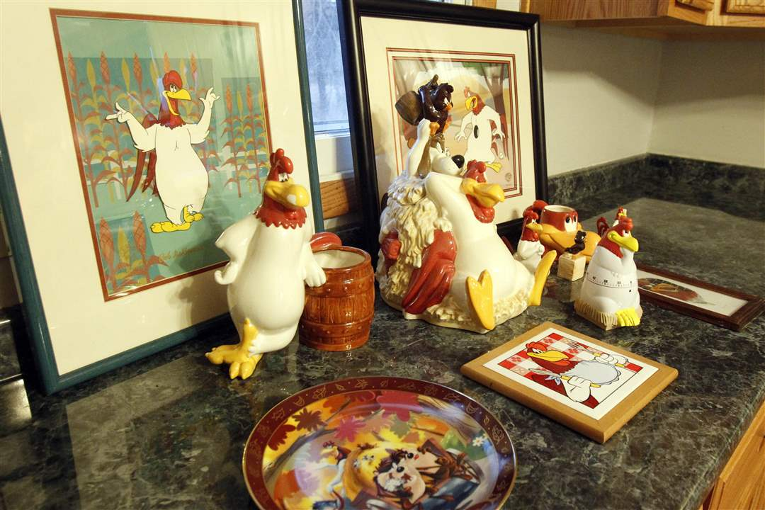 Collect-Call-Dan-Peffley-Foghorn-Leghorn-collection