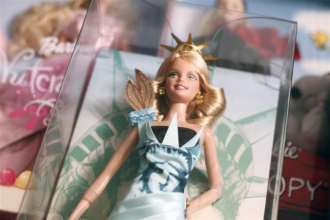 Collect-Call-Peffley-Statue-Liberty-Barbie