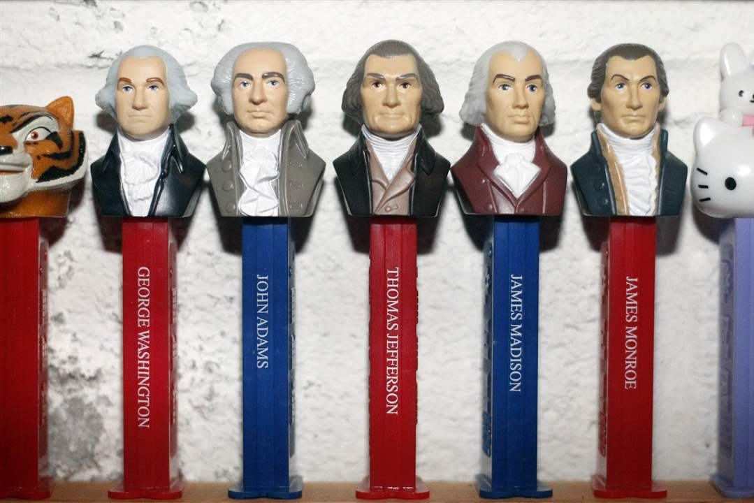 Collect-Call-Peffley-Pez-presidents
