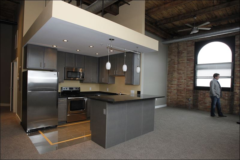 Lofts A Fit In Historic Downtown Building Toledo Blade