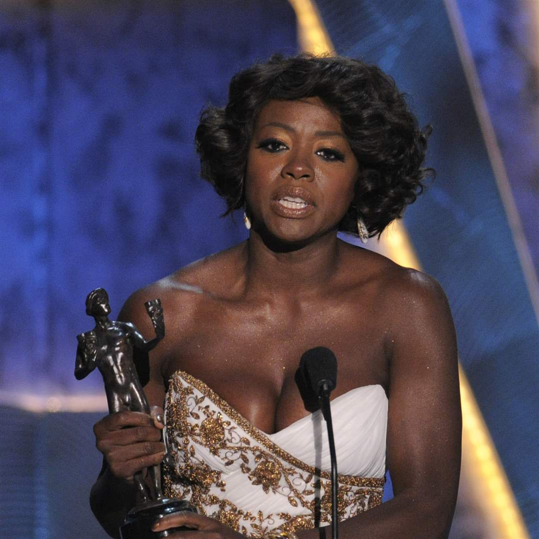 SAG-Awards-Show-Viola-Davis-wins-best-female-actor-in-leading-role