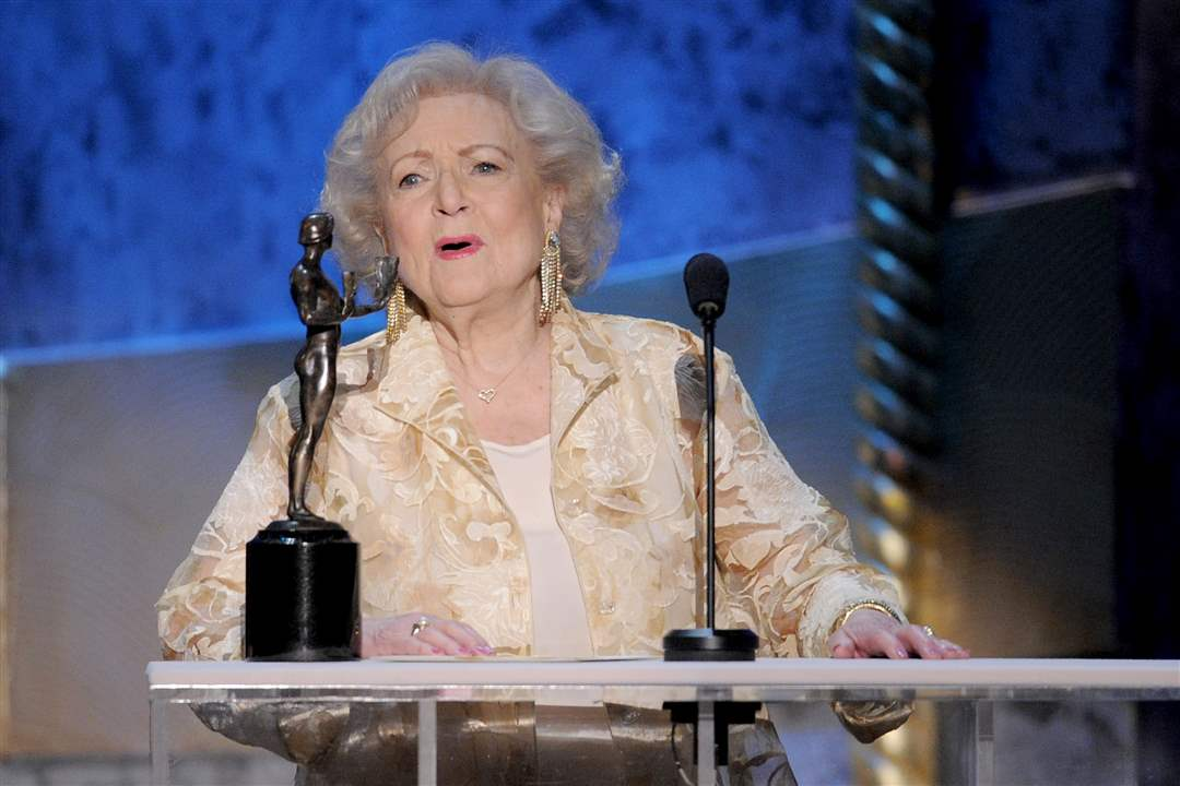 SAG-Awards-Show-Betty-White-best-female-in-comedy