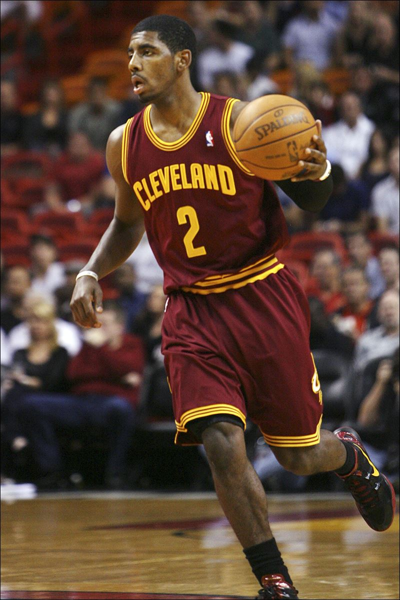 Game-winning shot special for Irving, Cavaliers' fans ...Kyrie Irving Sage