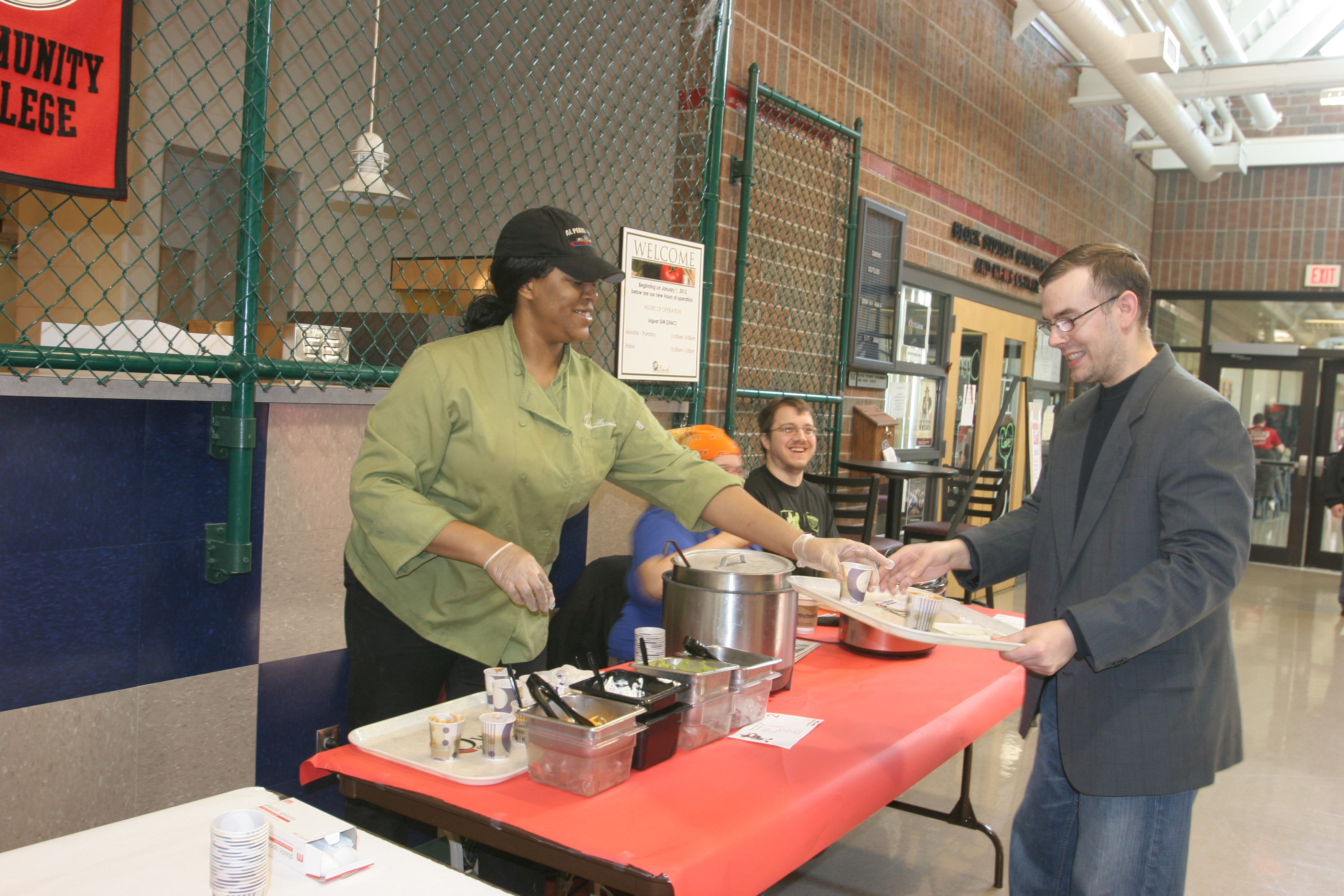 Chili For A Cause At Owens The Blade