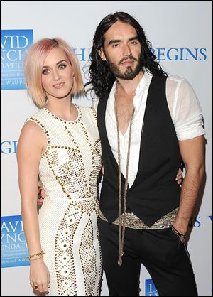 Singer Katy Perry and actor Russell Brand have decided to end their marriage. They were wed in October 2010.