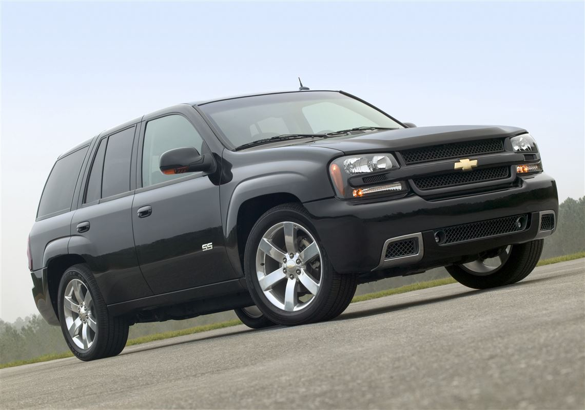 The Probe Involves More Than 309 000 Chevrolet Trailblazer Sport Utility Vehicles From 2006 And 2007