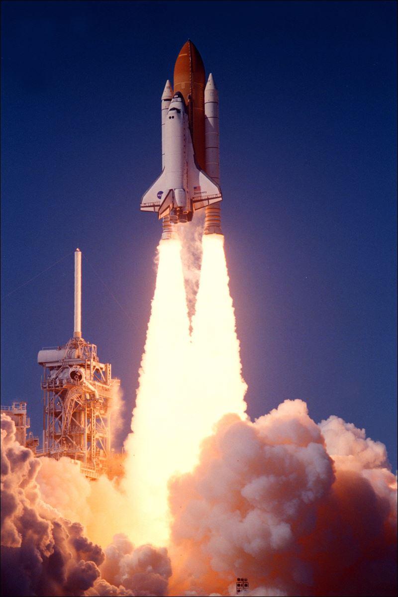 space shuttle john glenn - photo #2