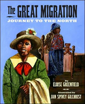 'The Great Migration' garnered an Honor Book nod.