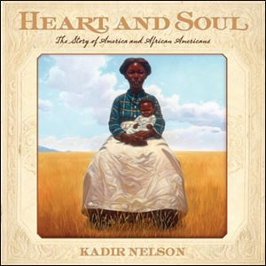 'Heart and Soul' won the Coretta Scott King Author Award.