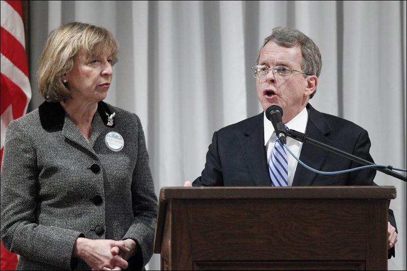 Ohio attorney general and sex