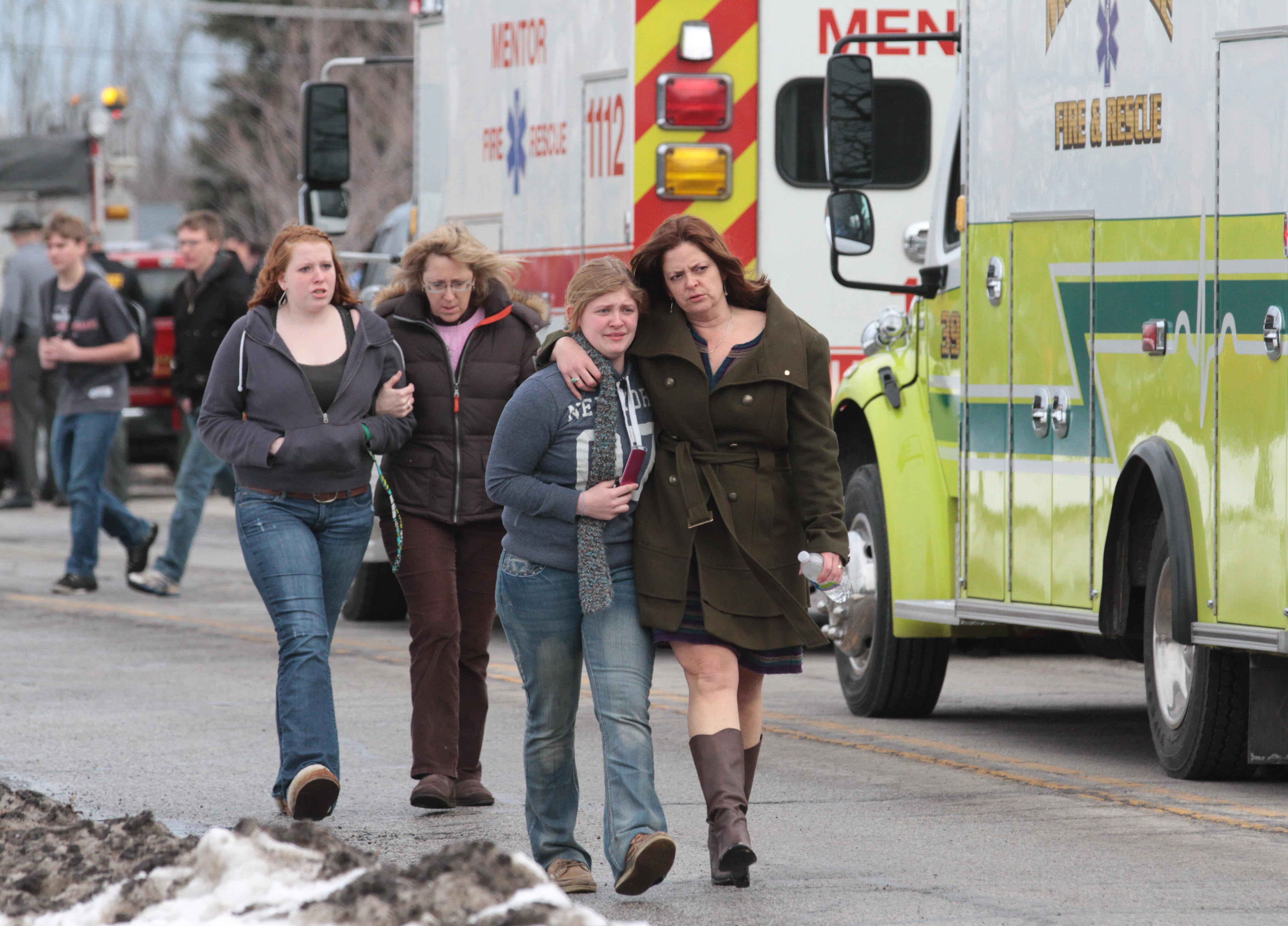 Ohio student kills 2, wounds 3 at school - The Blade