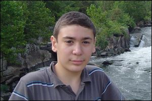 This 2009 photo shows Hadi Alshammaa a U.S. citizen living in Syria.  His family in Toledo, Ohio, are concerned that Hadi, now 16, has been abducted by government security forces in Damascus, Syria.