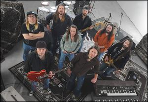 Crosby, Stills, Nash, and Young tribute band Marrakesh Express to perform at Owens.