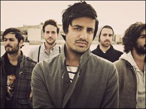 The band Young The Giant began its headlining tour Feb. 8.