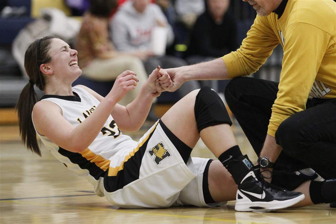 Northview-Central-Catholic-Rose-injury