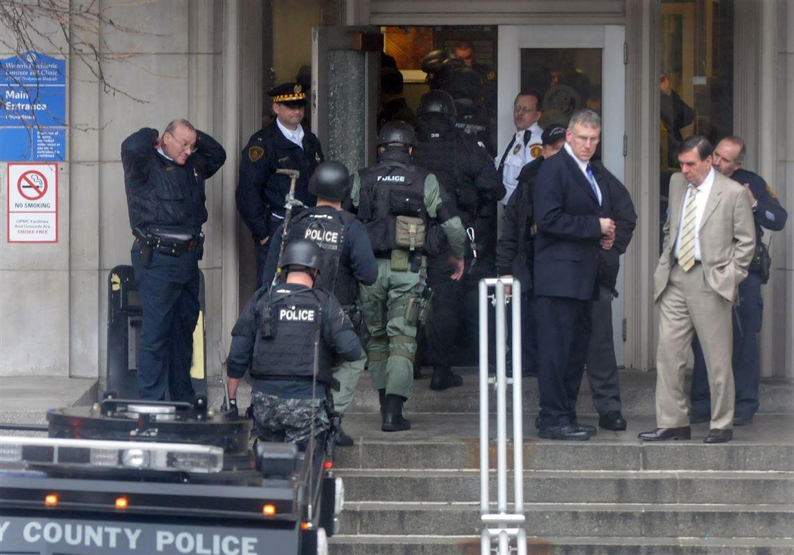 2 dead, 7 hurt in Pittsburgh hospital shooting | Toledo Blade
