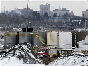 Northstar Disposal Services LLC has halted operations at its brine injection well in Youngstown.