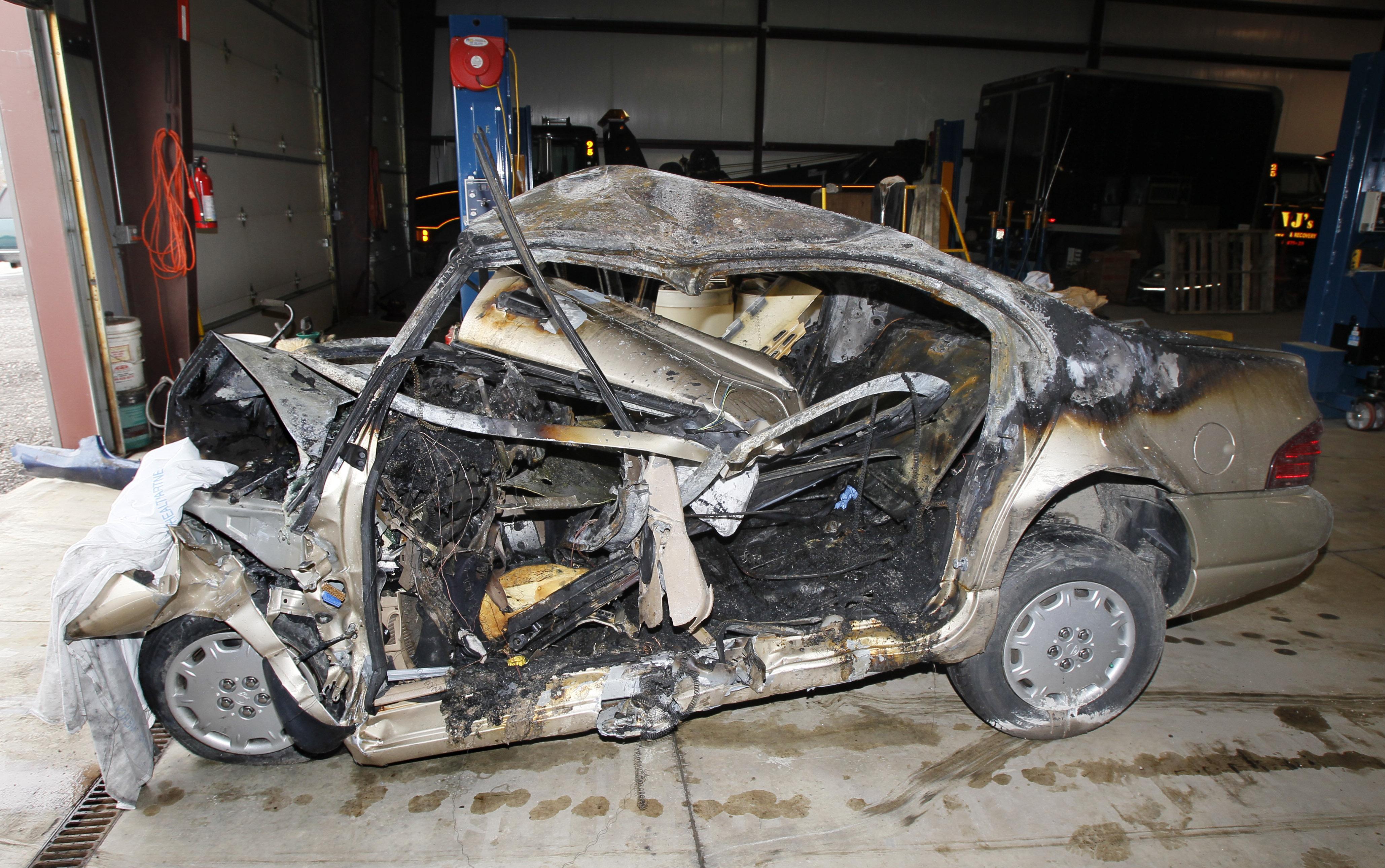 Car Accident Toledo Ohio