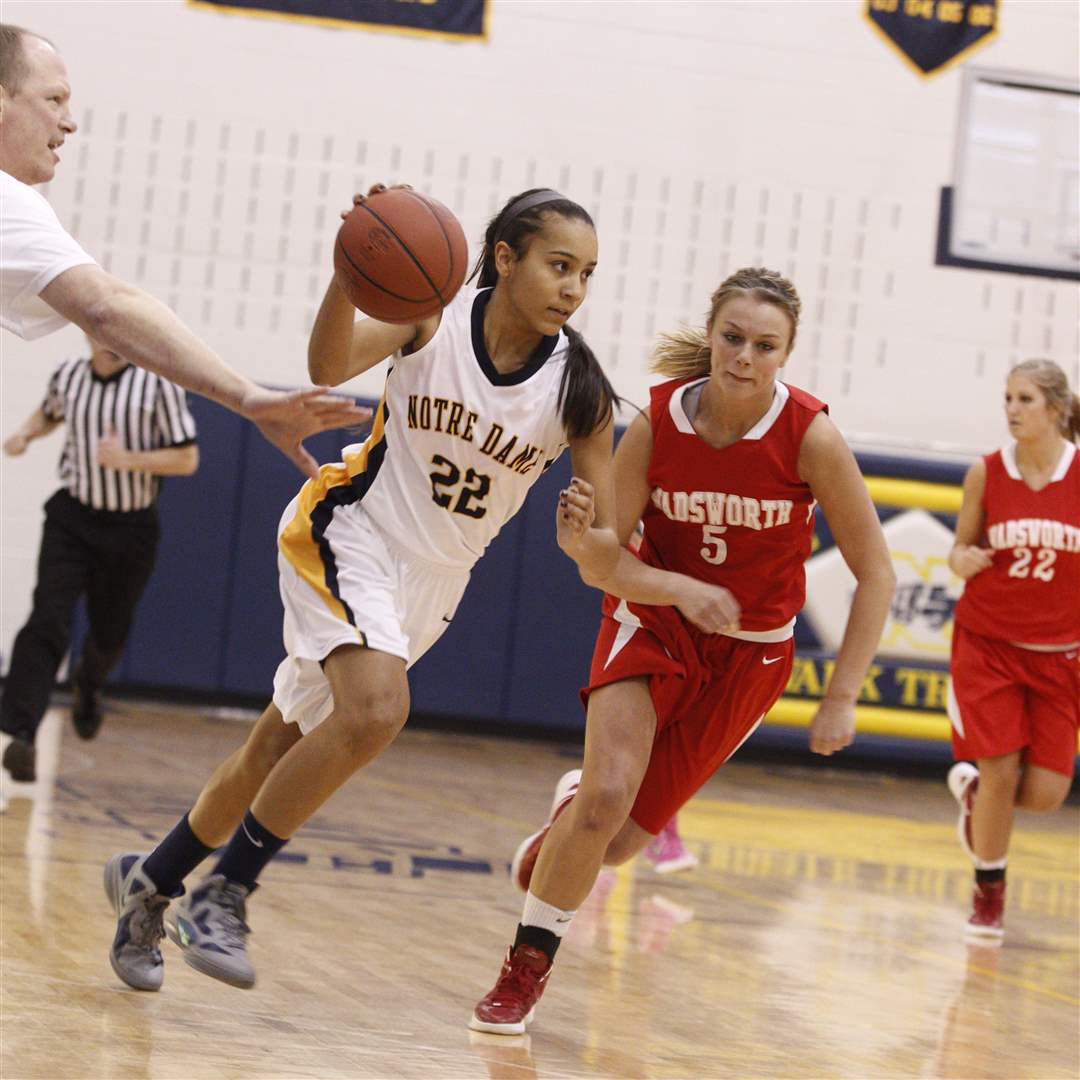 Notre-Dame-s-Jayda-Worthy-is-guarded-by-Wadsworth-s-Jessie-Gearhart