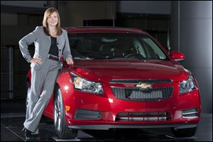 Mary Barra became the first woman to lead the development of new cars and trucks at General Motors Co., the world's largest automaker. Statistics show just 14 percent of executive officer positions in Fortune 500 companies were held by women in 2011.