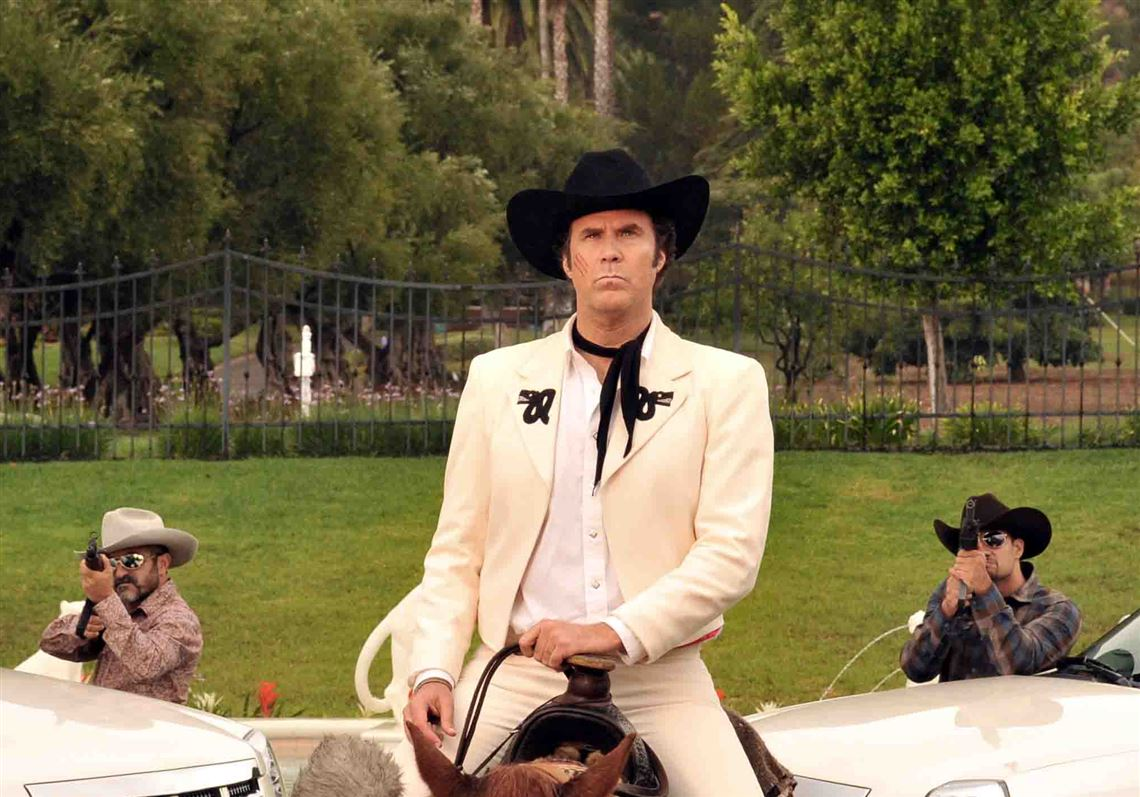 Will Ferrell muy bueno in send-up of Mexican melodramas
