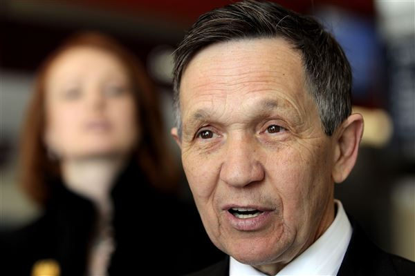 Dennis Kucinich Takes A First Step Towards Running for Ohio Governor