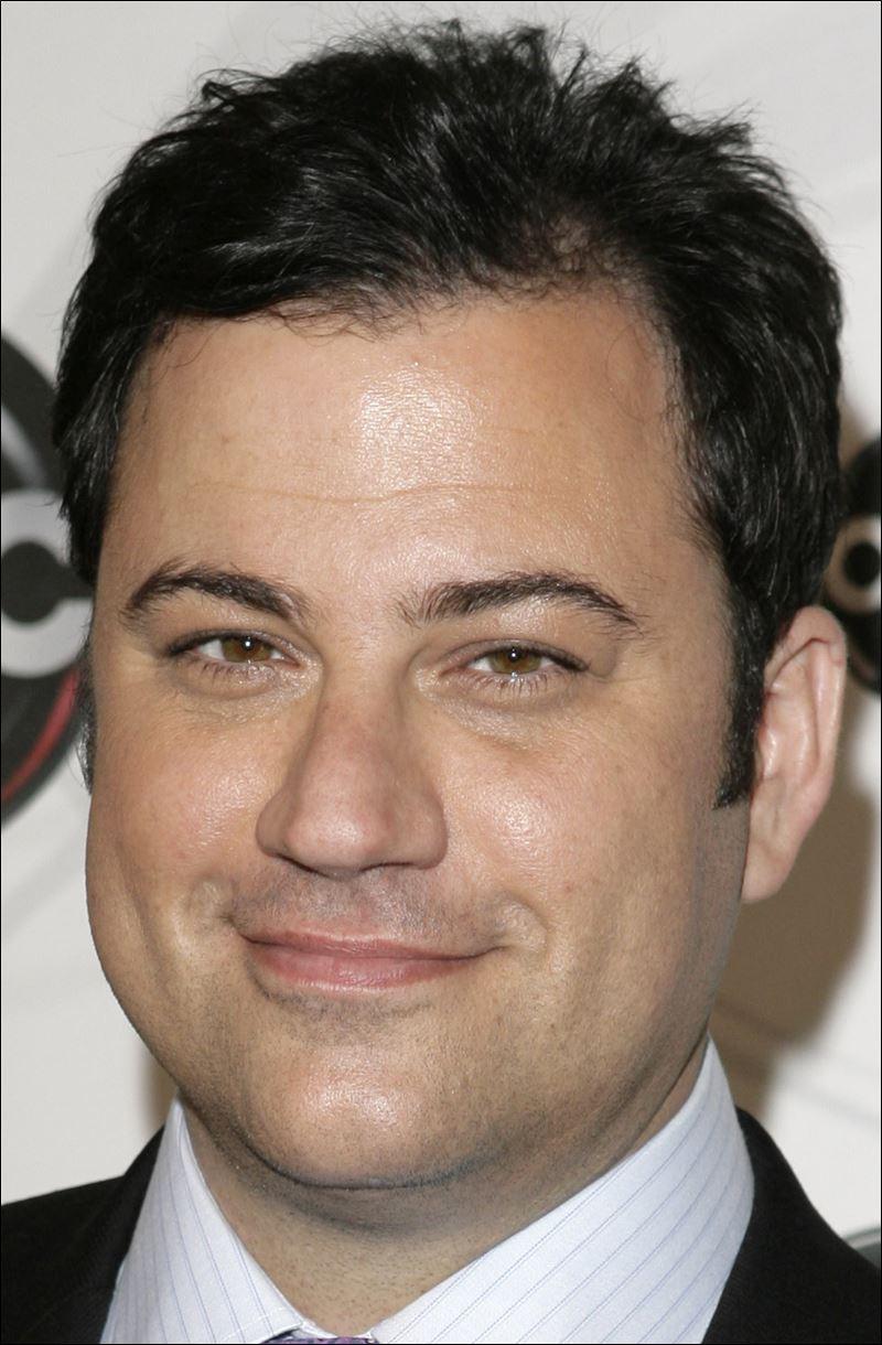 Jimmy Kimmel to host 64th Primetime Emmy Awards - Toledo Blade