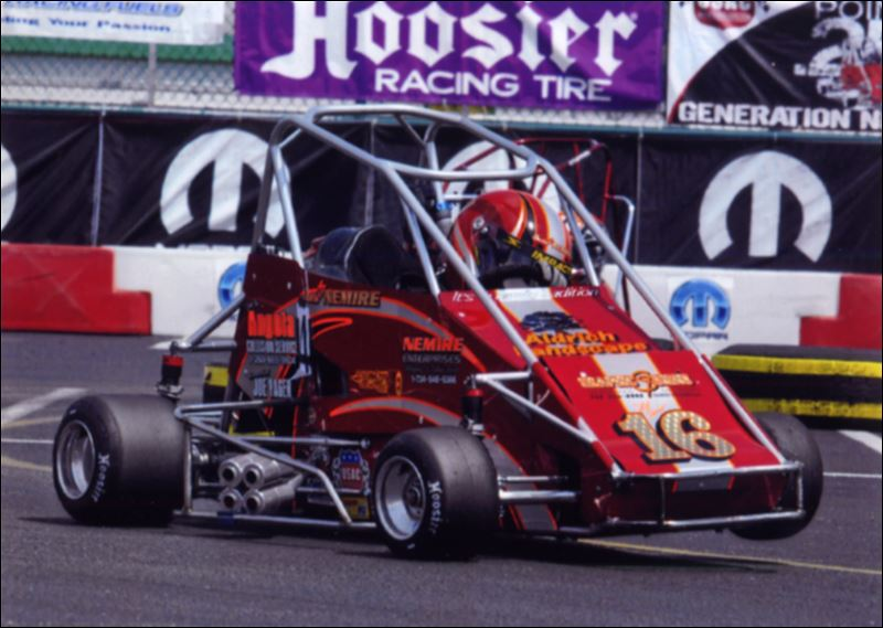 Austin 1 4 midget racing