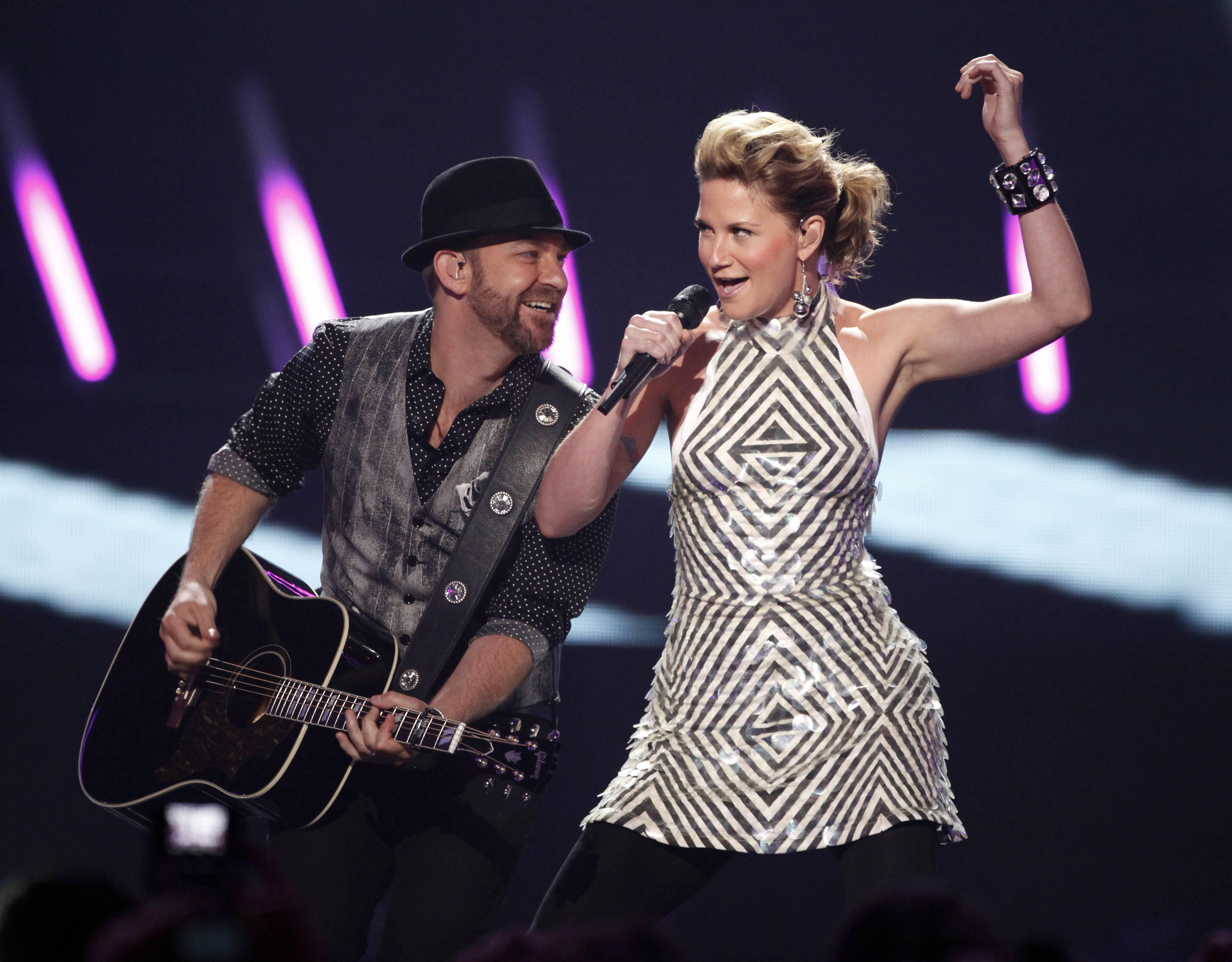 Sugarland To Get Fans Involved With Its Tour