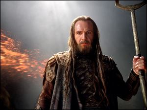 Ralph Fiennes is Hades.