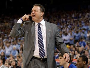 "Earlier this season, Kansas coach Bill Self tried to temper expectations. ""When we started [the season], I think the reality was, 'I hope we're good enough to get in,' "" he said."