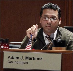 Councilman Adam Martinez leads the effort with input of multiple agencies and community stakeholders.